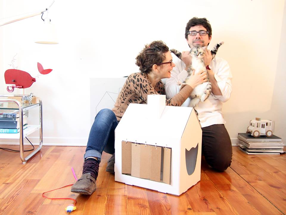 Miahouse - Playhouse for your cat