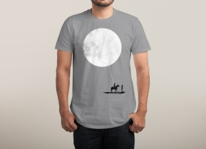 Threadless Do you want the moon