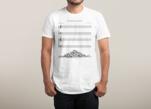 Threadless The sound of silence